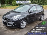 2011 RENAULT SCENIC 1.5 DYNAMIQUE TOMTOM DCI 5d 110 BHP £5795.00