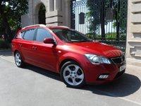 2011 KIA CEED 1.6 CRDI 3 SW 5d AUTO 114 BHP £5695.00