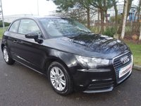2011 AUDI A1 1.6 TDI SE 3d 103 BHP £6990.00