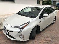 2016 TOYOTA PRIUS 1.8 VVT-I EXCEL 5d AUTO 97 BHP £SOLD