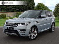 USED 2013 13 LAND ROVER RANGE ROVER SPORT 3.0 SDV6 AUTOBIOGRAPHY DYNAMIC 5d AUTOBIOGRAPHY HYBRID  VAT QUALIFYING  LOW MILEAGE AUTOMATIC