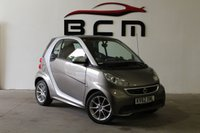 2012 SMART FORTWO 1.0 PASSION MHD 2d AUTO 71 BHP £SOLD