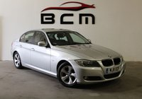 USED 2011 11 BMW 3 SERIES 2.0 320D EFFICIENTDYNAMICS 4d 161 BHP