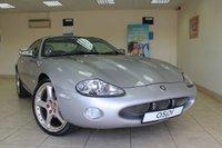 2001 JAGUAR XKR 4.0 XKR 2d AUTO 370 BHP COUPE £12995.00
