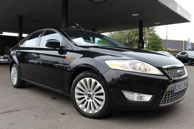 FORD MONDEO at Derby Trade Cars