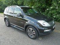 2014 SSANGYONG REXTON 2.0 EX 5d AUTO 153 BHP £13000.00