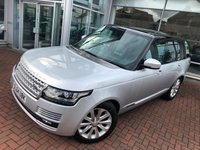 USED 2014 64 LAND ROVER RANGE ROVER 3.0 TDV6 VOGUE 5d AUTO 258 BHP