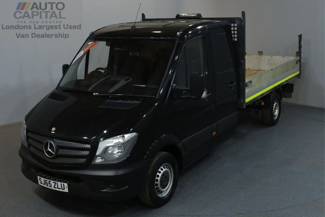 2015 65 MERCEDES-BENZ SPRINTER 2.1 313 CDI 129 BHP MWB TIPPER