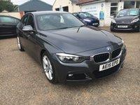 2015 BMW 3 SERIES 3.0 330D M SPORT 4d AUTO 255 BHP £18500.00