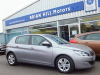 USED 2015 15 PEUGEOT 308 1.6 HDi ACTIVE (NAV) 5dr