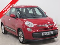 USED 2015 64 FIAT 500L 1.2 MULTIJET POP STAR DUALOGIC 5d AUTO 85 BHP 1 Owner, Full Service History, serviced in August 2016 at 12,713 miles, August 2017 at 18326 miles and MOT until December 2018. AUTO, £20 Road Fund Licence, Bluetooth, Air Conditioning, Alloys, 2 Keys. Free RAC Warranty and Free RAC Breakdown Cover. Nationwide Delivery Available. Finance Available at 9.9% APR Representative.