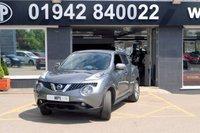 2015 NISSAN JUKE 1.6 TEKNA XTRONIC 5d AUTO 117 BHP £10495.00
