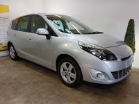 2011 RENAULT GRAND SCENIC 1.5 DYNAMIQUE TOMTOM DCI 5d 110 BHP £4990.00