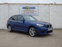 2012 BMW X1 2.0 XDRIVE20D M SPORT 5d 181 BHP £10988.00
