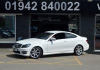 2014 MERCEDES-BENZ C CLASS 2.1 C220 CDI AMG SPORT EDITION 2d AUTO 168 BHP £14695.00