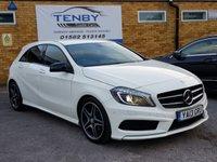 2013 MERCEDES-BENZ A CLASS 1.8 A200 CDI BLUEEFFICIENCY AMG SPORT 5d AUTO 136 BHP £13984.00