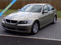 USED 2008 08 BMW 3 SERIES 2.0 320D SE 4d 161 BHP