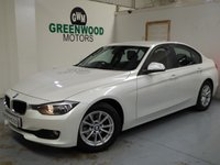 2014 BMW 3 SERIES 2.0 320d EfficientDynamics Business Edition (s/s) 4dr £9494.00