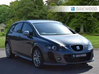 2012 SEAT LEON 2.0 SUPERCOPA FR PLUS CR TDI 5d 168 BHP £9795.00
