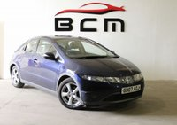 2007 HONDA CIVIC 1.8 I-VTEC SE I-SHIFT 5d AUTO 139 BHP £4985.00