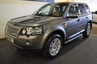 USED 2008 S LAND ROVER FREELANDER 2 2.2 TD4 HSE 5d AUTO 159 BHP