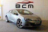 2011 VAUXHALL ASTRA 2.0 GTC SRI CDTI S/S 3d 162 BHP £5242.00