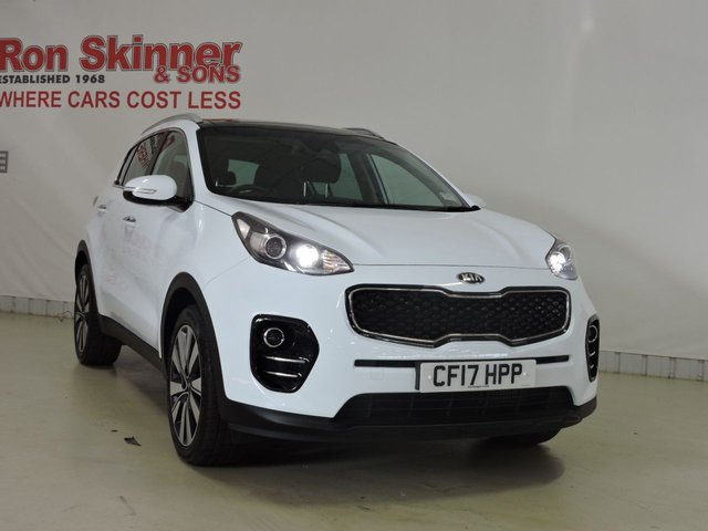 View our 2017 17 KIA SPORTAGE 1.7 CRDI 3 ISG 5d 114 BHP