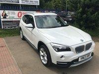 2013 BMW X1 2.0 18d xLine xDrive 5dr £13495.00