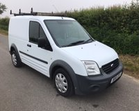 2010 FORD TRANSIT CONNECT T200 LR £4495.00