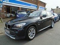 2010 BMW X1 2.0 SDRIVE20D SE 5d AUTO 174 BHP £7594.00
