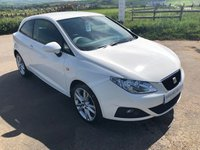 USED 2011 61 SEAT IBIZA 1.4 SPORTRIDER 3d 85 BHP