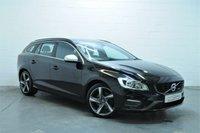2014 VOLVO V60 2.4 D5 R-DESIGN NAV 5d 212 BHP £10395.00