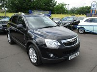 USED 2013 13 VAUXHALL ANTARA 2.2 DIAMOND CDTI S/S 5d 161 BHP ONE OWNER WITH ONLY 16,000 MILES !!