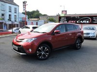 2014 TOYOTA RAV4 2.0 D-4D ICON AWD 124 BHP £SOLD