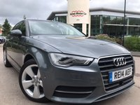2014 AUDI A3 1.6 TDI SPORT 5d AUTO 105BHP**THIS IS A ONE OFF** £13595.00