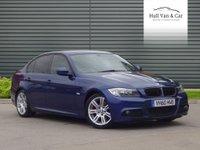 2010 BMW 3 SERIES 2.0 320D M SPORT 4d 181 BHP £6995.00