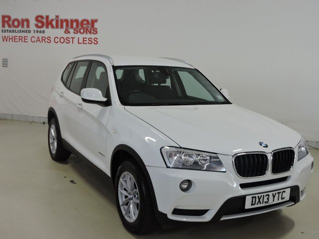 View our 2013 13 BMW X3 2.0 XDRIVE20D SE 5d AUTO 181 BHP