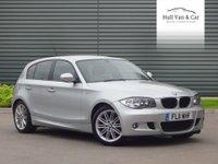 2011 BMW 1 SERIES 2.0 116D M SPORT 5d 114 BHP £6495.00
