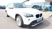 2012 BMW X1 2.0 XDRIVE18D SE 5d 141 BHP £10695.00