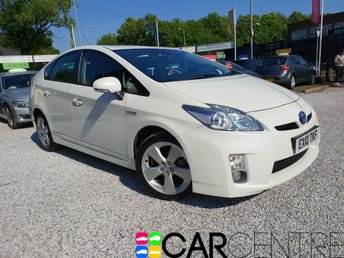 View our 2010 10 TOYOTA PRIUS 1.8 T4 VVT-I 5d AUTO 99 BHP