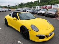 2015 PORSCHE 911 3.8 TARGA 4 GTS 2d 430 BHP £89999.00