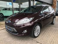 USED 2009 09 FORD FIESTA 1.4 TITANIUM TDCI 5d 68 BHP FSH, 2 keys Low Mileage,