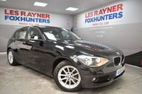 2015 BMW 1 SERIES 1.6 116D EFFICIENTDYNAMICS 5d 114 BHP £10999.00