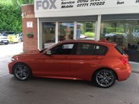 USED 2016 66 BMW 1 SERIES 3.0 M140I 5d AUTO 335 BHP AWESOM E PERFORMANCE BMW M140I 5 DOOR