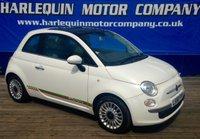 2008 FIAT 500 1.4 LOUNGE 3d 99 BHP £3999.00