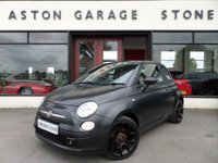 2013 FIAT 500 0.9 STREET 3d 85 BHP ** PAN ROOF * BLUETOOTH ** £5790.00