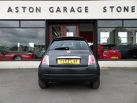 USED 2013 62 FIAT 500 0.9 STREET 3d 85 BHP ** PAN ROOF * BLUETOOTH ** ** PAN ROOF * BLUETOOTH **