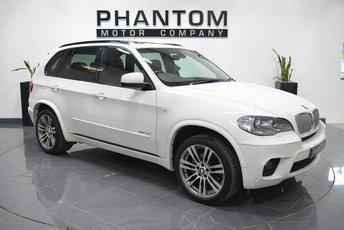 2013 BMW X5 3.0 XDRIVE40D M SPORT 5d AUTO 302 BHP £25990.00