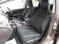 USED 2014 63 HONDA CIVIC 1.6 I-DTEC ES 5d 118 BHP ** CAMERA * CRUISE ** ** CAMERA * CRUISE * F/H/S/H **