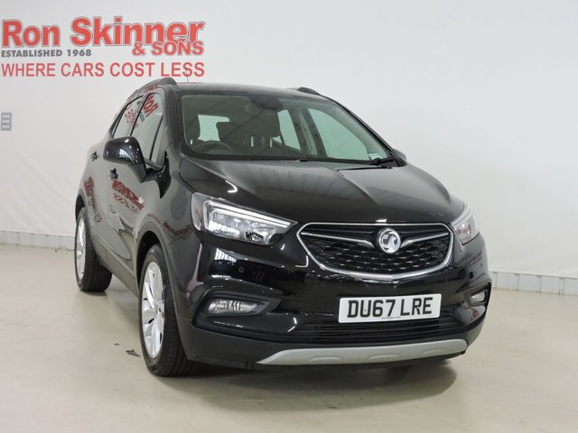 View our 2017 67 VAUXHALL MOKKA X 1.4 DESIGN NAV S/S 5d 138 BHP